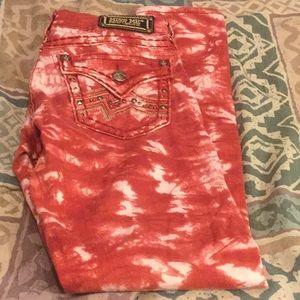 Women's Miss Me skinny jeans 27